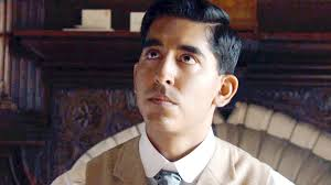 Dev Patel as Srinivasa Ramanujan