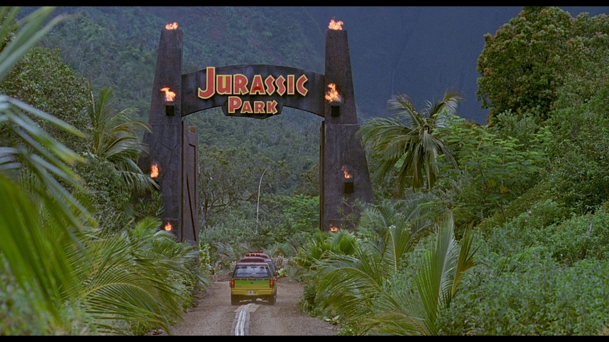 Fact's About the Making of the First Jurassic Park