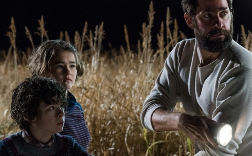 "Nerdy Reviews: ""A Quiet Place"" Don't Eat Popcorn, Don't Sip your Drink, Better Yet Don't Move, Just Watch."
