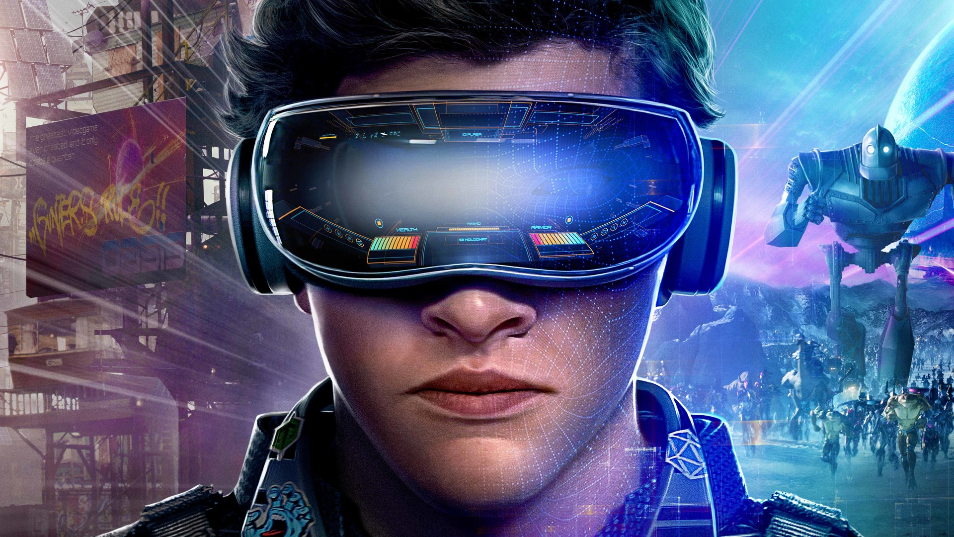 Nerdy Review Ready Player One Is It Game Over For Spielberg