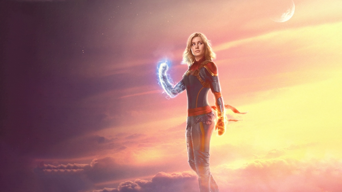 Captain Marvel Trailer: Finally a Badass Superhero Movie with a Female Lead