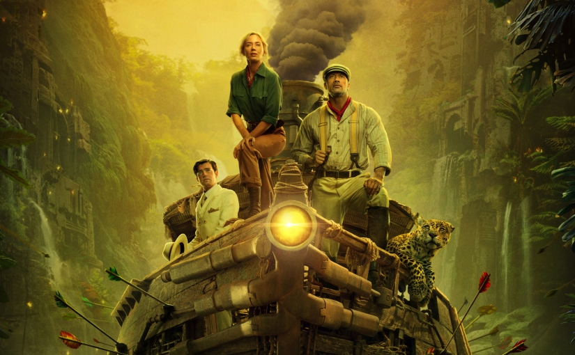 Disney sends Dwayne Johnson and Emily Blunt on a JungleCruise